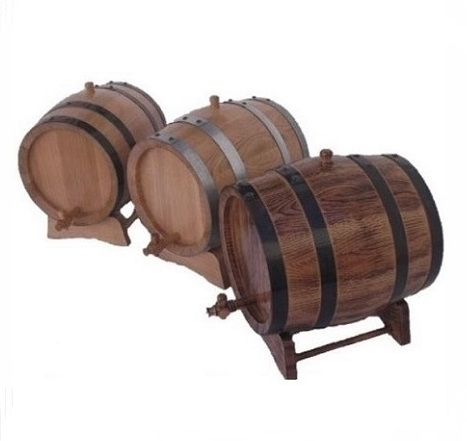 oak barrel for wine in Malta