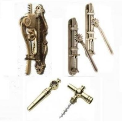 Wall hanging corkscrew opener in Malta